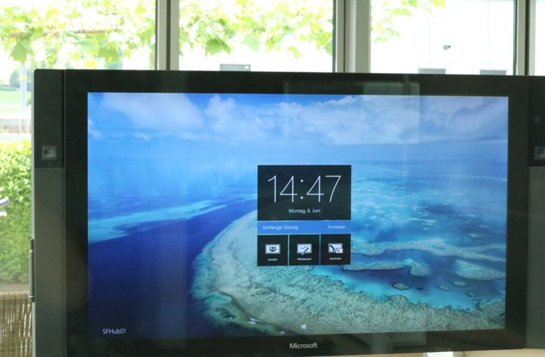 App Development for the Surface Hub – What Are the Challenges