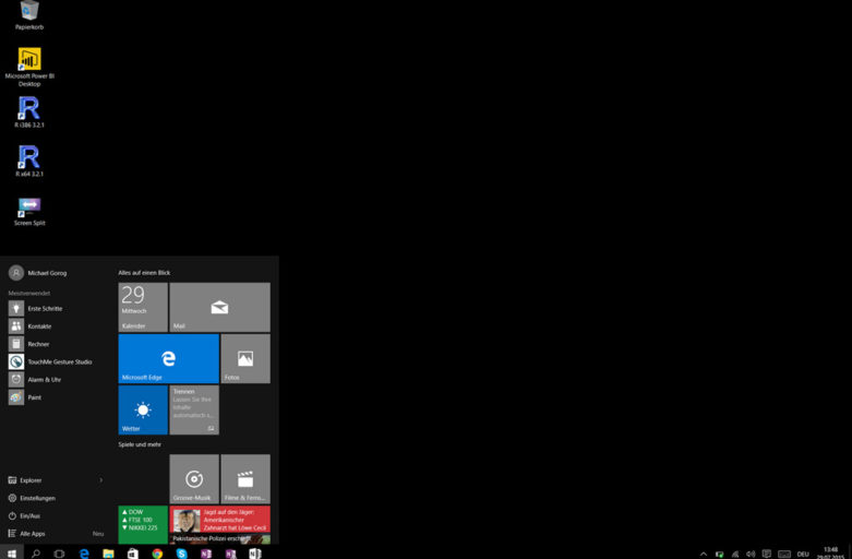 Windows 10 - IBV Informatik AG