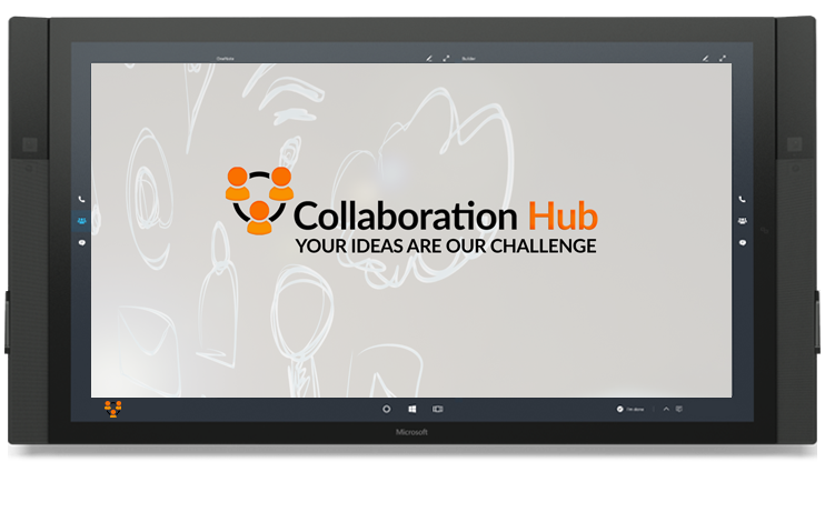 Collaboration Hub Surface Hub IBV Informatik AG