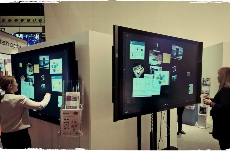 CollaBoard @ISE 2017, IBV Solutions