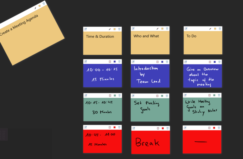 New CollaBoard Feature: Project Templates