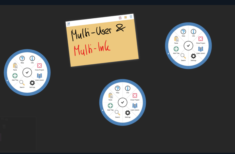 Multi-User and Multi-Ink in CollaBoard - IBV Informatik AG