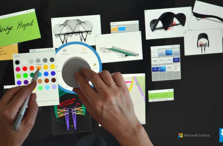 Be Creative with CollaBoard on Surface Studio - IBV Solutions 2017 All Rights Reserved