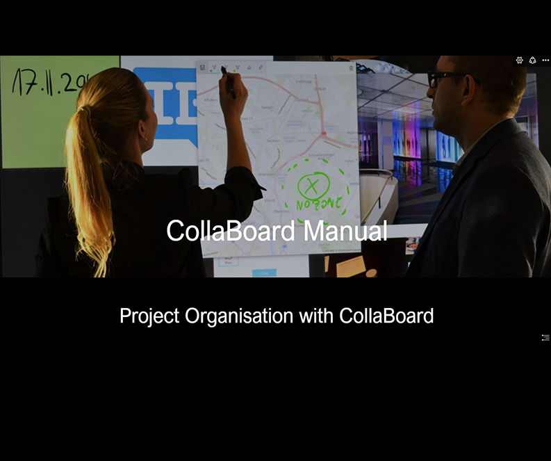 CollaBoard Sway Manual