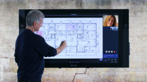 Surface Hub, CollaBoard, Swissbau