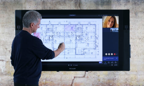 Surface Hub, CollaBoard, Training