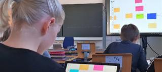 Ein Pilotprojekt zur Digitalisierung des Klassenzimmers