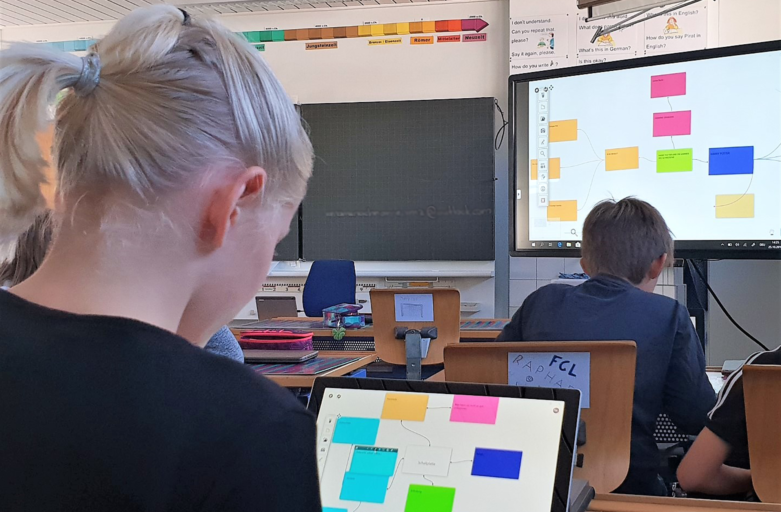 A Pilot Project for the Digitization of a Classroom