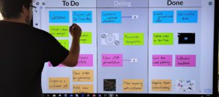 How to use Kanban in CollaBoard & become productive